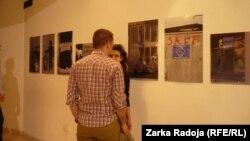 Ekspozitë e përbashkët e të rinjve nga Kosova e Serbia (Foto arkiv)