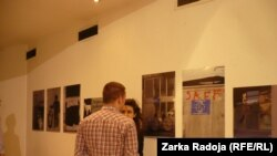 Otvaranje izložbe u Kulturnom centru Beograda