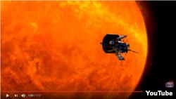 NASA Parker Solar Probe kosmik modulu