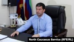 Хаджимурат Магомедов, глава Гумбетовского района Дагестана