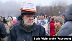 Oppozisiýa aktiwisti Konstantin Sinitsyn