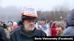 Российский оппозиционер Константин Синицин, архивное фото
