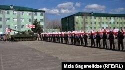 კონკურსი ქართულ სამხედრო მარშებზე