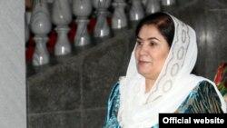 Азизамох Асадуллоева, супруга президента Таджикистана