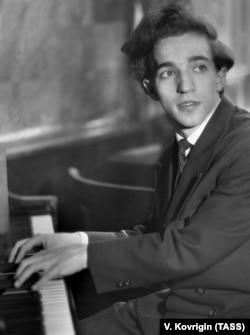 Владимир Ашкенази, 1958