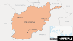 Afghan officials say at least five people were killed in a blast near the intelligence agency compound in Kabul.