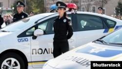 Церемонія складання присяги поліції у Харкові. 26 вересня 2015 року