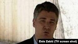 хрватскиот премиер Зоран Милановиќ