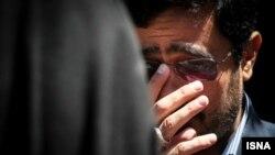 Бывший генеральный прокурор Ирана Саид Мортазави.