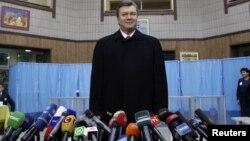 Украина Президенти Виктор Янукович.