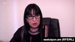 Лидер ППА Наира Зограбян