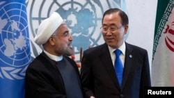 September 22: Iranian President Hassan Rohani travels to the United States to attend the UN General Assembly in New York.