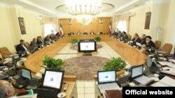 کابینه دولت حسن روحانی
