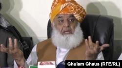 مولانا فضل رحمان