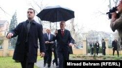 Josipović u Mostaru