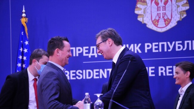 DFC hap zyre në Beograd