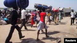 Беженцы в Южном Судане
