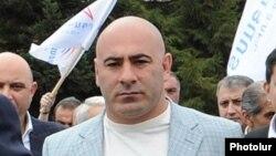 Глава службы безопасности Гагика Царукяна Эдуард Бабаян