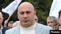 Ծառուկյանի անվտանգության ծառայության պետ Էդուարդ Բաբայանը կալանավորվել է