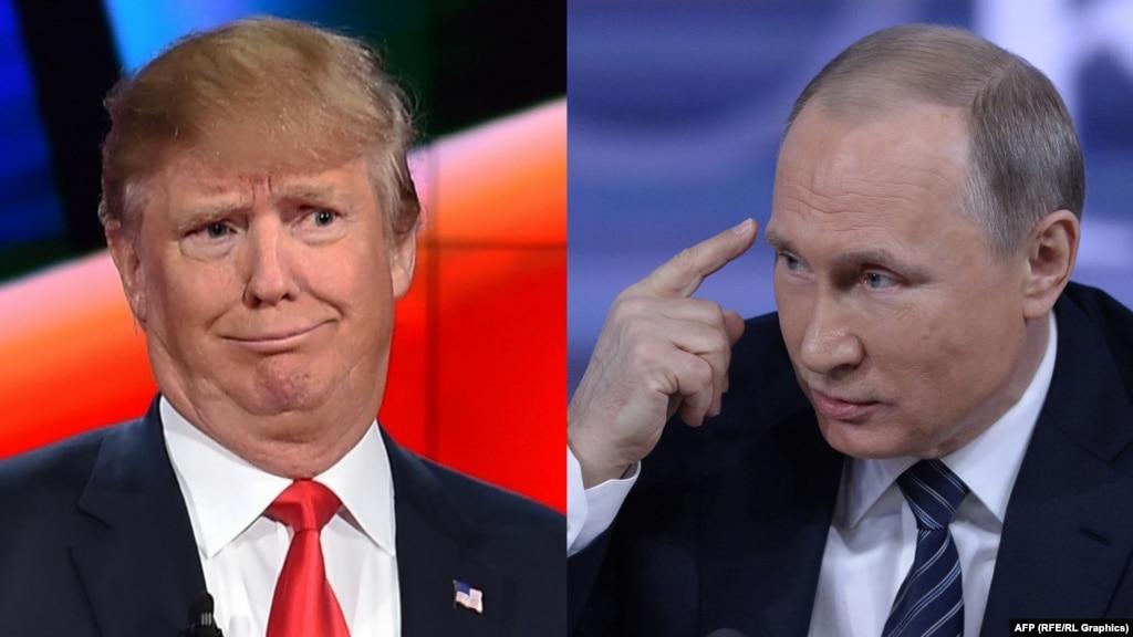 Помощники Трампа опровергли данные о его встрече с Путиным в Рейкьявике.А быдлопутинцы уже так обрадовались.