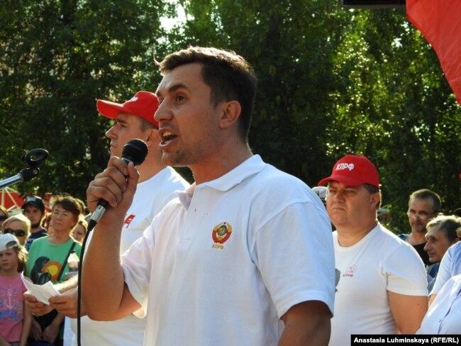 Николай Бондаренко, Саратов