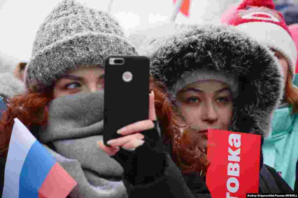 """Январь-2018, """"Забастовка избирателей"""". Свыше тысячи участников."""