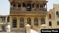 مبنى تراثي في البصرة