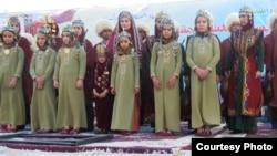 Türkmensähradaky türkmenler