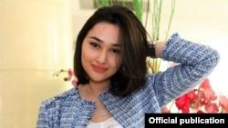 Певица Шахло Ахмедова. Фото взято с сайта государственного учреждения «Узбекконцерт».