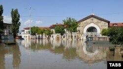 Inundații în 2008