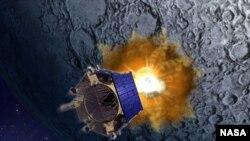 Эксперимент НАСА позволил найти на Луне воду.
