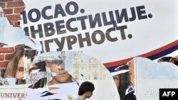 Predizborni posteri u Srbiji