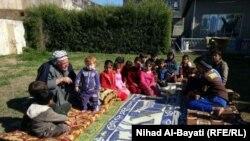 Refugjatët e larguar nga Falluxha