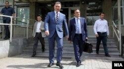 Лидерот на ВМРО-ДПМНЕ Никола Груевски е еден од обвинетите во Титаник.