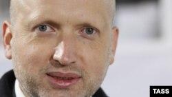 د یوکراین عبوري صدر اولیکسیندر تورخونوف