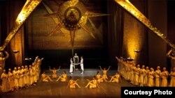 """Сцена од операта """"Аида"""" - Мајски оперски вечери 2013"""