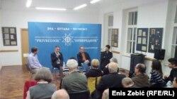 "Tribina ""Jezik Srba u Hrvatskoj"" u Zagrebu"