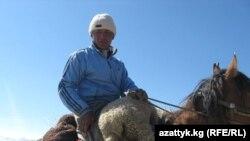 Ат-Башы районундагы Ак-Муз айылындагы чабан