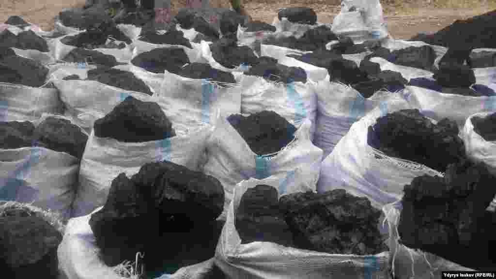 Угольные разрезы Кызыл-Кии забрали немало человеческих жизней.
