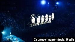 U2 Концерт в Канаде. Июнь, 2015