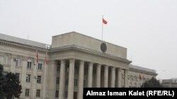 Дом правительства КР, 16 марта 2012 года.