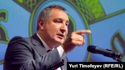 Dmitri Rogozin