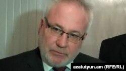 Сопредседатель Минской группы ОБСЕ от России Игорь Попов (архив)