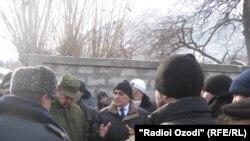 Ранее инциденты на таджикско-кыргызской границе были не редкость