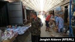 Чек арадагы базар
