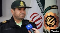 حیدر عباسزاده، فرمانده نیروی انتظامی خوزستان