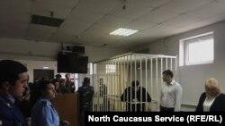 Вынесение приговора Оюбу Титиеву в Шалинском суде, 18 марта 2019
