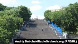 Потьомкінські сходи, Одеса