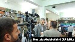 صحفيون من كربلاء