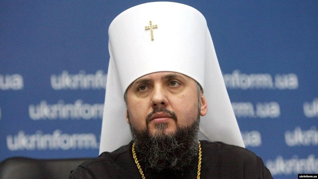 15 грудня на Об'єднавчому соборі митрополит Епіфаній був обраний єдиної Української помісної православної церкви